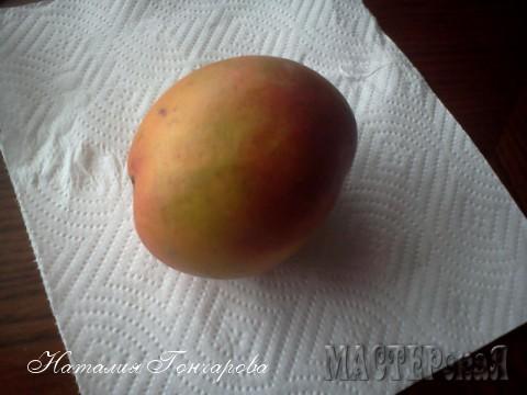 манго, поближе