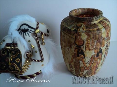 Египетская ваза