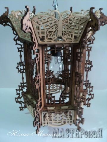 Китайский потолочный светильник