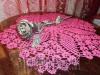 Салфетка-цветок