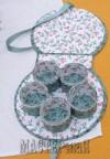 Ксения 68 - Органайзер для мелочей из жестяных банок