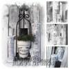 Ксения 68 - Винтажные французские свечи из бобинок от бумажных полотенец