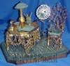 Ксения 68 - Сказочный трон из алюминиевой банки. МК
