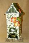 Ксения 68 - Чайные домики из картона. Два МК