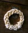 Ксения 68 - Новогодние венки из соленого теста