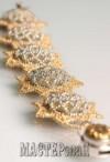 Ксения 68 - Шикарный браслет из бисера Шарлотта