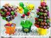 Ксения 68 - Топиарии и ёлочки из конфет
