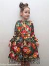 Ксения 68 - Летние платья для девочек. Выкройки