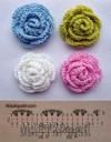 Ксения 68 - Розы крючком.Схемы