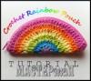 Ксения 68 - Радужный кошелек крючком