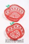 Ксения 68 - Ажурные вазы и тарелочки крючком