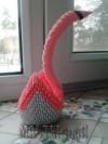 galunya2009 - Лебедь модульное оригами