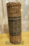 kudesnica - Первая плетенка - ваза