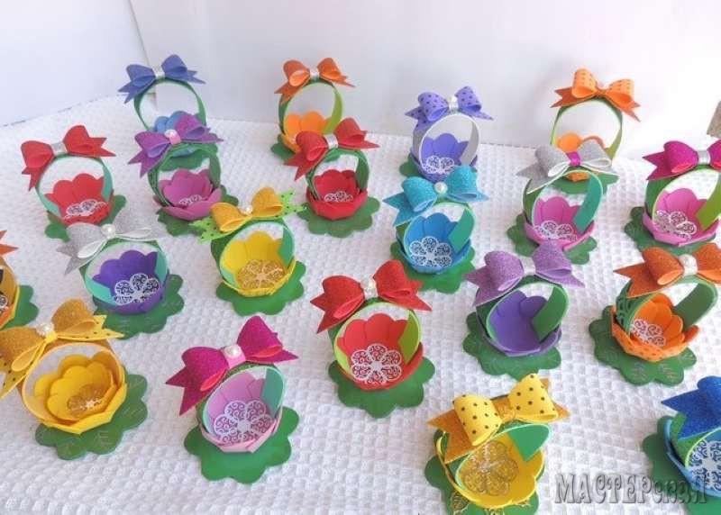 Поделки из фоамирана для детей 4-5 лет
