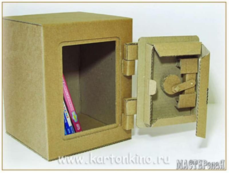 Замок коробка своими руками 87