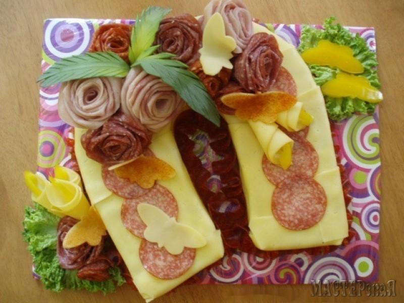 Торт с живыми герберами фото 7