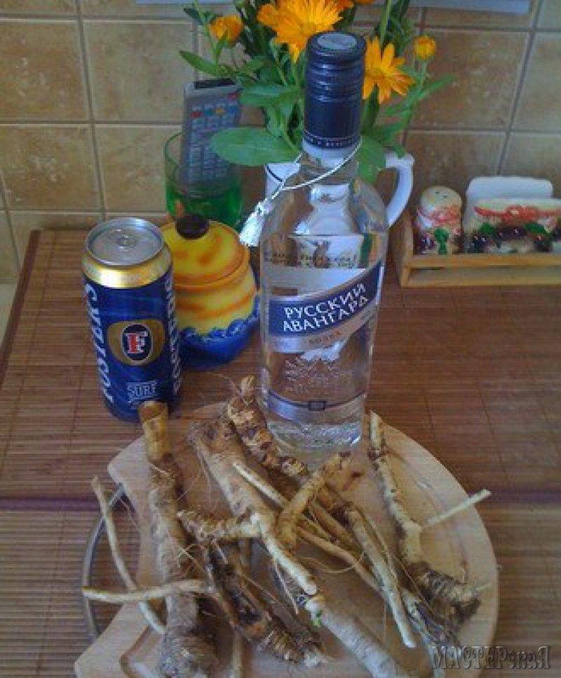 Как из самогона сделать водку
