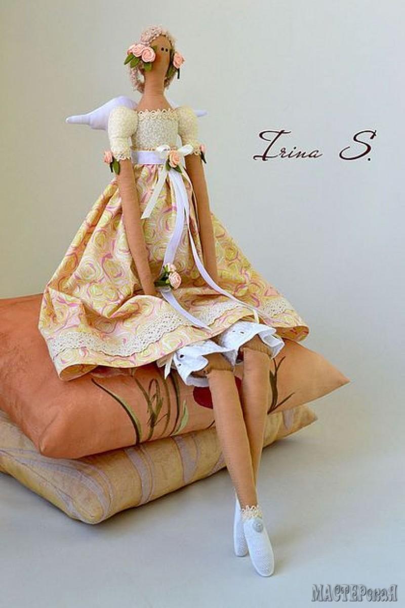 Тильда цветочный ангел тильда выкройка фото 287